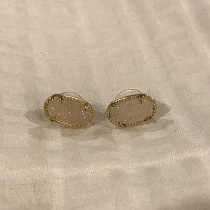 Kendra Scott Ellie Gold Studded Earrings